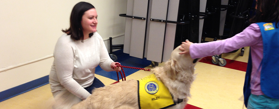 Would Your Pet Make a Good Therapy Dog?