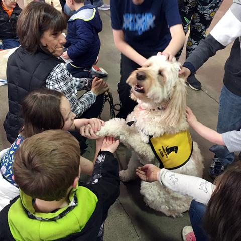 Pet-Therapy-Syracuse-Kids_Expo_Sadie